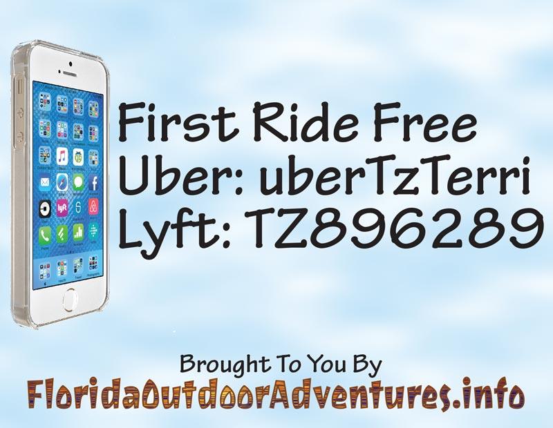 Uber/Lyft Promo Code